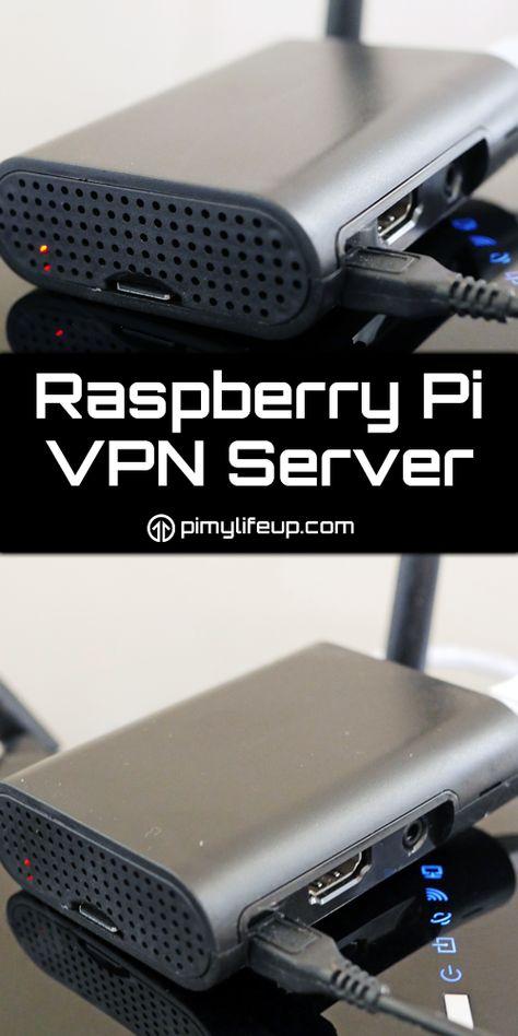 Raspberry Pi VPN Server Tutorial