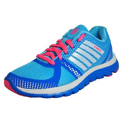 Running Shoes Workout Trainers Blue