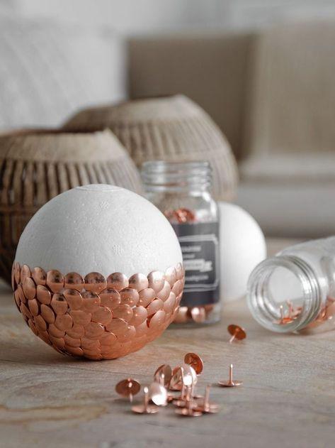 DIY | Decorative balls for tacks | mxliving #balls #decorative #mxliving #tacks - #balls #decorative #DIY #mxliving #tacks