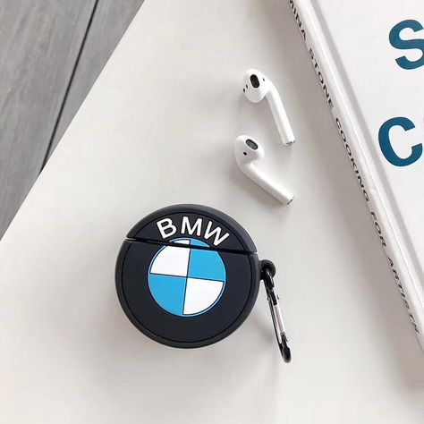 3d Earphone Case For Airpods Pro Case Silicone Cool Logo Di 2020