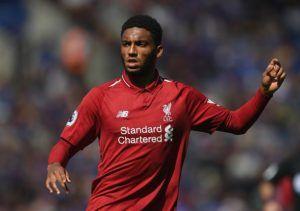 Liverpool suffer huge setback with Joe Gomez injury update