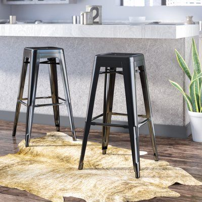 Outstanding Noah Seppich 26 Bar Stool Squirreltailoven Fun Painted Chair Ideas Images Squirreltailovenorg