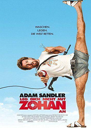 Leg dich nicht mit Zohan an [dt./OV] #nicht, #dich, #Leg, #mit ...