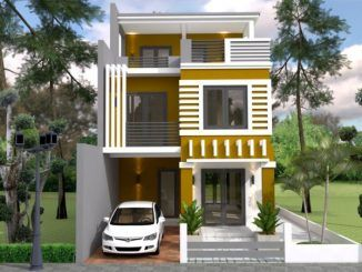 Spacious Modern Flat Inspired Home For Single Occupant Looking For Some Privacy Cool House Concept Bungalow House Plans House Layout Plans Modern House Plans