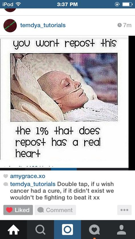 So sad please repost be at least the 1% that does increase it to at least 20%  #Repost