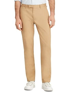 Performance Straight Chinos 100 Lauren Stretch Polo Ralph Fit k8O0PnwX