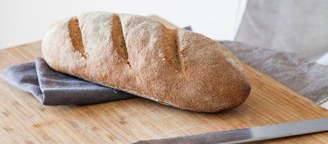 Pane fatto in casa: Filoni integrali ricetta