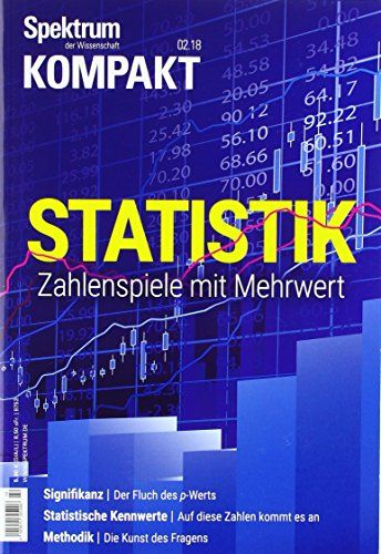 Spektrum Kompakt Statistik Zahlenspiele Mit Mehrwert Statistik Kompakt Spektrum Mehrwert Zahlenspiele Statistik Bucher