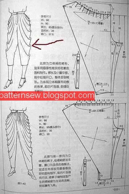 Most up-to-date Snap Shots sewing pants Suggestions Sewing pants tutorial costura 52 ideas
