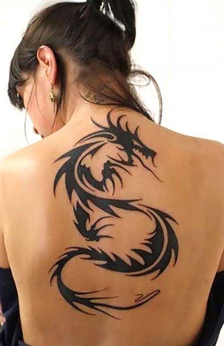 20 Fierce Dragon Tattoo Designs For Women Dragon Tattoo Designs Dragon Tattoo For Women Viking Dragon Tattoo