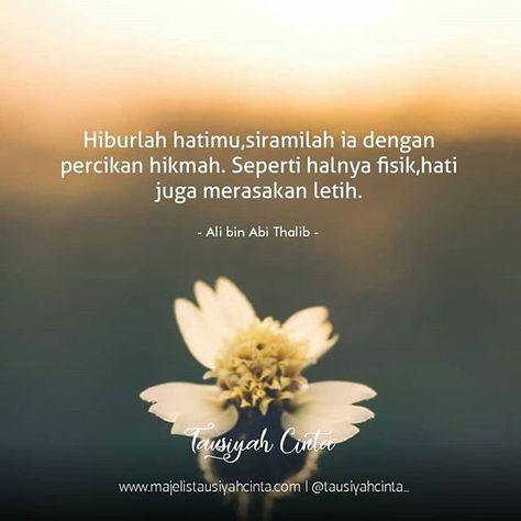 69 Kata Kata Ali Bin Abi Thalib Jagokata