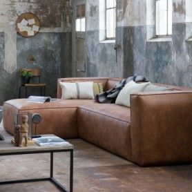 Http Www Apendics Eu Woood Leather Couch Sofa Cognac Bean Left A80424 Html Bean Sofa Leather Sofa Couch Couch