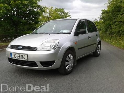 Ford Fiesta 1 4l Tiptronic Automatic Cars For Sale Ford Fiesta Used Cars