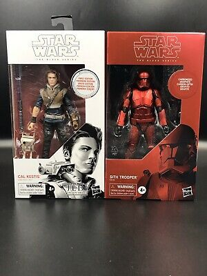 """Star Wars The Black Series Cal Kestis 6/"""" Collectible Toy Action Figure Toy New"""
