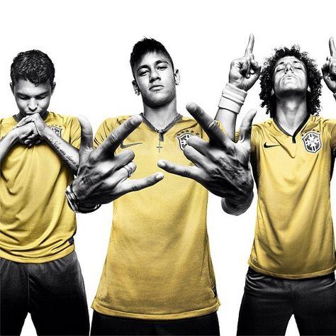 af562281362 Nike Football Unveils 2014 Brazilian National Team Kit