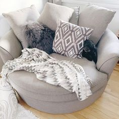 The Perfect Perch For A Snuggle Or Snooze The Nest Chair Is A Comfy Retreat For One Or Two Marlivings Comfy Bedroom Chair Comfy Bedroom Snuggle Chairs