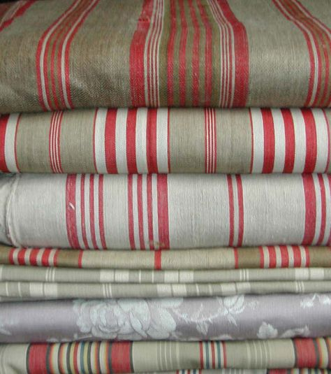 French ticking from the 19th century