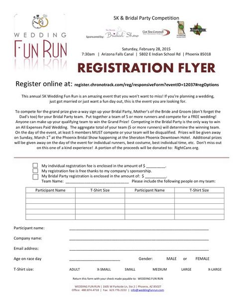 Zombie Dash 5k Registration Form Zombie Dash 5K Pinterest - Event Registration Form Template Word