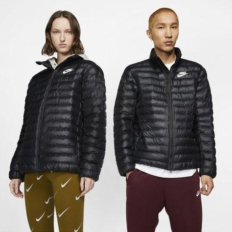 Nike Sportswear Synthetic-Fill Puffer Jacket (Black) - Women Puffer Jackets - Ideas of Women Puffer Jackets