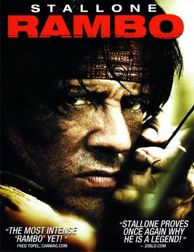 Rambo 4 Rambo 4 Stallone Movies Sylvester Stallone