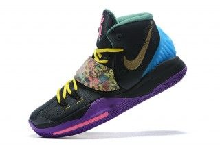 Men S Women S Nike Kyrie 6 Chinese New Year Black Metallic Gold Laser Blue Cd5030 001 Basketball Shoes In 2020 Nike Kyrie Basketball Shoes Womens Basketball Shoes