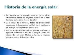 Imagenes De La Historia De La Energia Solar Busqueda De Google In 2020