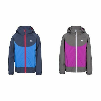 Trespass Childrens//Kids Novah Waterproof Jacket