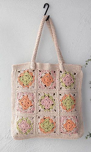 Die 19 besten Bilder zu Crochet bag auf Pinterest | Markttasche ...