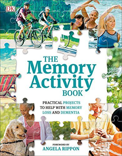 The Memory Activity Book: Practical Projects to Help with Memory Loss and Dementia by DK - Dorling Kindersley Ltd - ISBN 10 024130198X -…