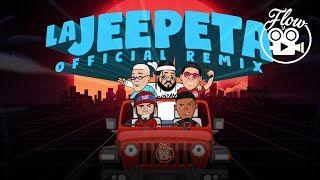 Nio Garcia X Brray X Juanka X Anuel Aa X Myke Towers La Jeepeta Remix Lyric Video Viralvideo Youtube 10vv Remix Lyrics Songs