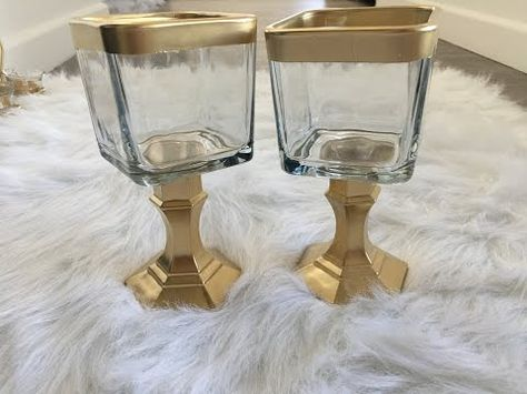 Diy home supplies 502503270920059415 - Dollar Tree Christmas DIY Apothecary / Cloche Jar Dollar Tree Decor, Dollar Tree Crafts, Dollar Tree Christmas, Christmas Diy, Xmas Trees, White Christmas, Diy Home Supplies, Dollar Store Centerpiece, Diy Wanddekorationen