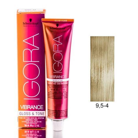 Schwarzkopf Igora Vibrance Gloss Tone In 2021 Schwarzkopf Hair Color Minimal Hair Superior Hair