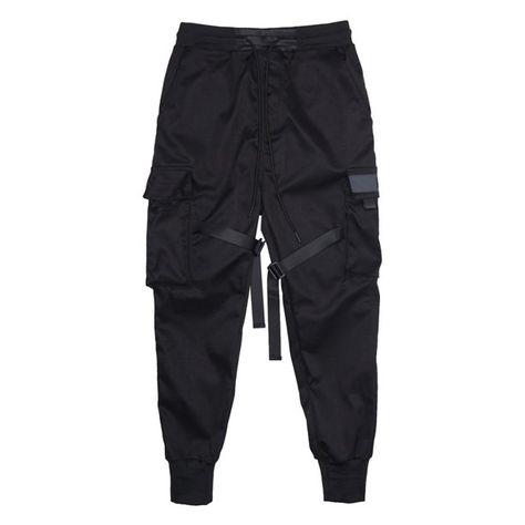 Pantalon Streetwear, Style Streetwear, Streetwear Fashion, Harem Pants Men, Mens Jogger Pants, Mens Sweatpants, Hipster Outfits, Dope Outfits, Slim Fit Joggers