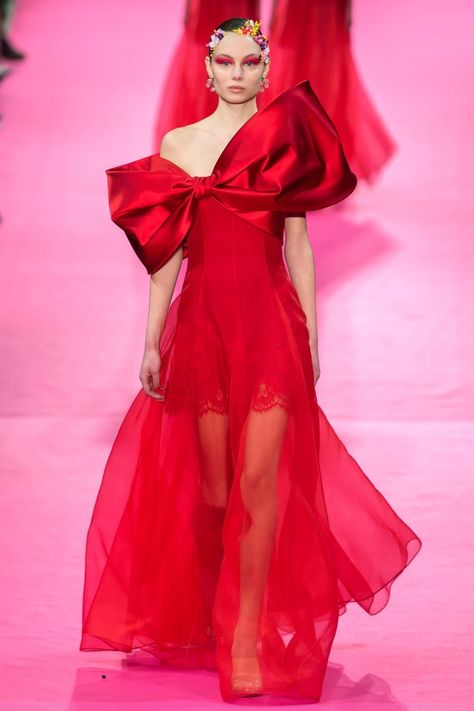 Alexis Mabille Spring 2019 Couture Fashion Show