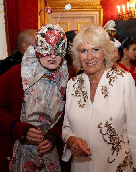 Camilla Parker Bowles Photos Photos The Prince Of Wales And The
