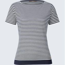 TOM TAILOR DENIM Damen Streifenshirt Kleid
