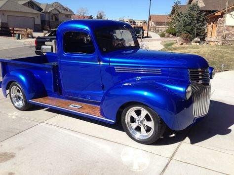 Wow this gorgeous 1946 chevy truck owned by blueprint engines this gorgeous 1946 chevy truck owned by blueprint engines customer mark anderson has our bp35511ct1 under the hood he is sure to have lots o pinteres malvernweather Image collections