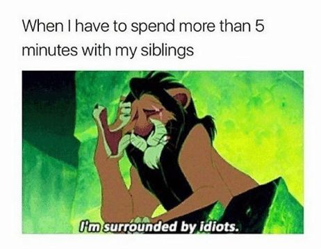 """16 Cynical Family Memes Just In Time For The Impending Holiday Season - Funny memes that """"GET IT"""" and want you to too. Get the latest funniest memes and keep up what is going on in the meme-o-sphere. Funny Disney Jokes, Crazy Funny Memes, Really Funny Memes, Disney Memes, Stupid Memes, Funny Relatable Memes, Haha Funny, Funny Quotes, Funny Stuff"""