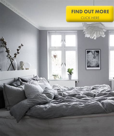 25 Gray Bedroom Decorating Ideas Pinterest In 2021 Walls Design Trends Small White Bedrooms