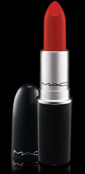 MAC Cosmetics: Lipstick in Lady Bug