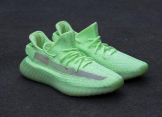 """adidas Yeezy Boost 350 V2 """"Glow"""