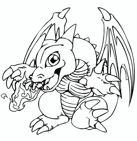 Dragon Printable Coloring Pages Free Printable Coloring Pages