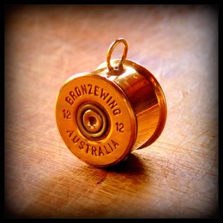 As the title suggests, this is my second version of a shotgun shell locket. The first one was a little more complicated as I included a hinge with the first version....