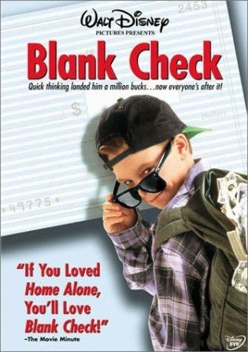 Blank Check - Default
