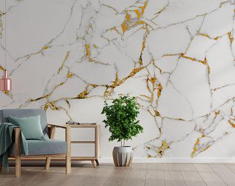 Blue Natural Marble Texture Peel And Stick Removable And Etsy Peel And Stick Wallpaper How To Install Wallpaper Rustic Wallpaper