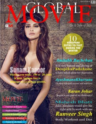 GLOBAL MOVIE MAGAZINE February 2015 edition - Read the digital edition by Magzter on your iPad, iPhone, Android, Tablet Devices, Windows 8, PC, Mac and the Web.