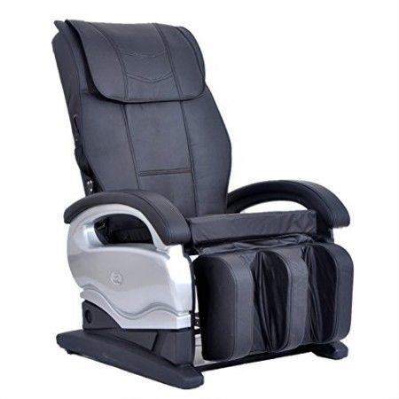 Electric Power Body Shiatsu Sofa Recliner Vibrating Massage Chair 8881 Black Shiatsu Massage Chair Massage Chair Electric Massage Chair