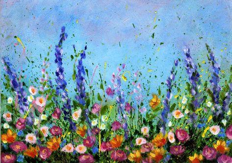 Laileya Peinture Ronde Jaune /éponge Artiste Brosses Aquarelle /Éponges pour la Peinture Poterie Artisanat