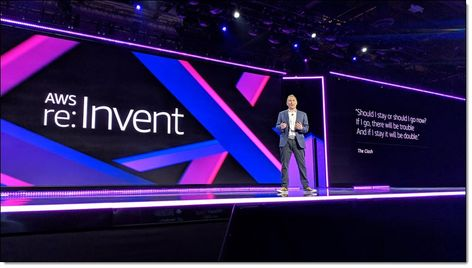 re:Invent 2018 – Andy Jassy Keynote