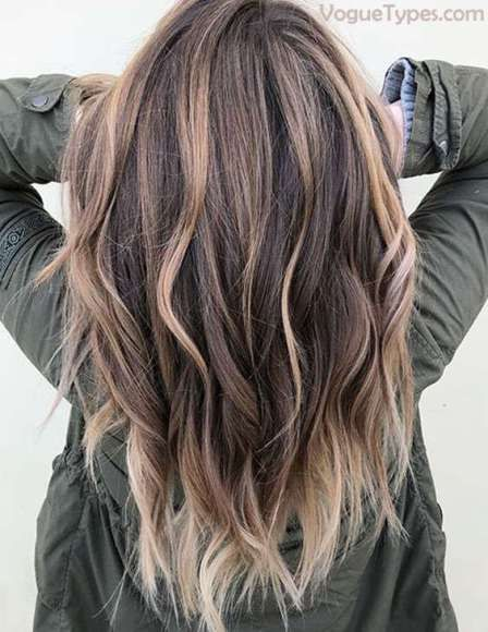 Pin By Styles On Beauty Board In 2020 Hair Styles Caramel Hair Baylage Hair